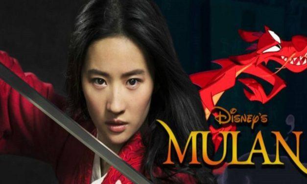 Disney publicó primer tráiler de la versión live action de Mulan
