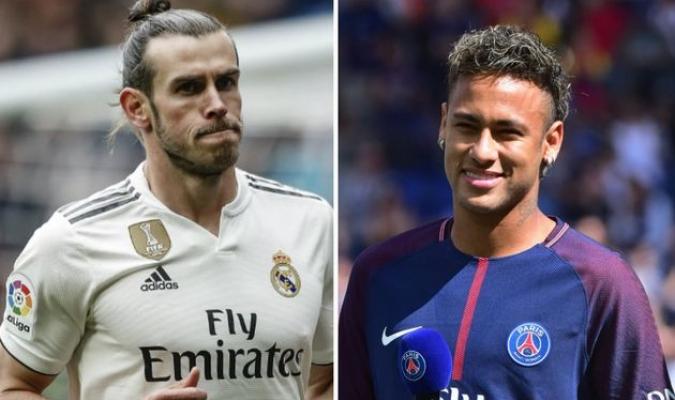 Real Madrid propuso un trueque Bale-Neymar al PSG