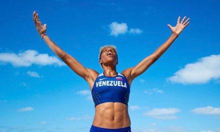 Yulimar Rojas gana triple salto en Mónaco
