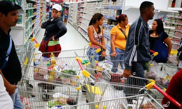 Cenda: Canasta básica alimentaria de junio se ubicó en Bs. 1.406.479,20