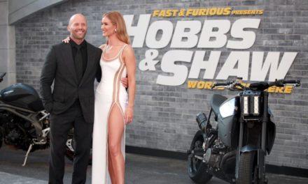 «Hobbs & Shaw»: todo el glamour del estreno mundial del spin off de «Rápidos y furiosos»