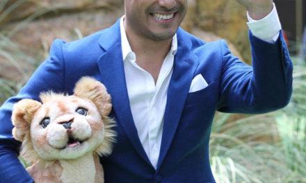 """Carlos Rivera: """"El rey león ha sido mi amuleto de buena suerte"""""""