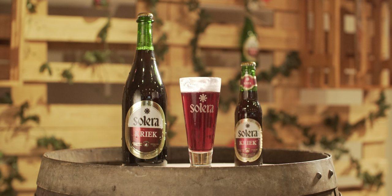 Solera lanzó nueva cerveza al mercado