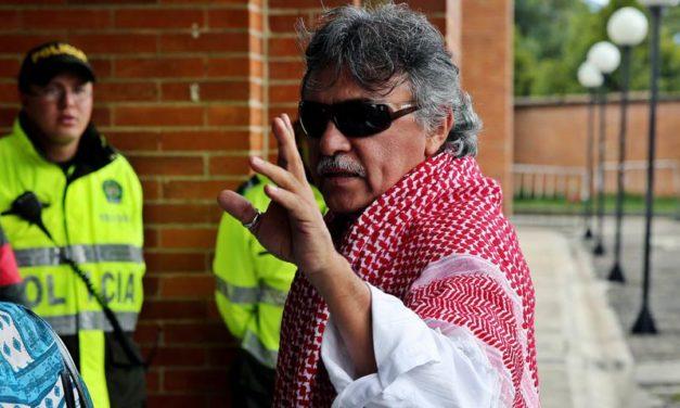 Colombia ofrece millonaria recompensa por información sobre Santrich