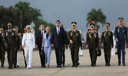 Anuncian cambios en la FANB y ratifican a Padrino López como Ministro