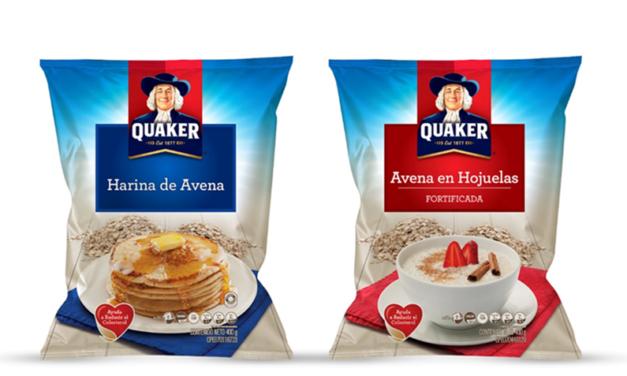 Quaker estrena imagen por su 60 aniversario