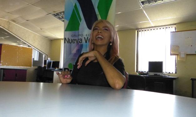 Wanda Visage empezó carrera musical