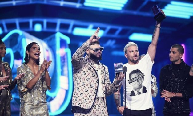Ellos son los ganadores de los Premios Juventud 2019