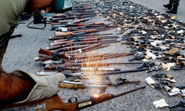Día Internacional para la Destrucción de Armas