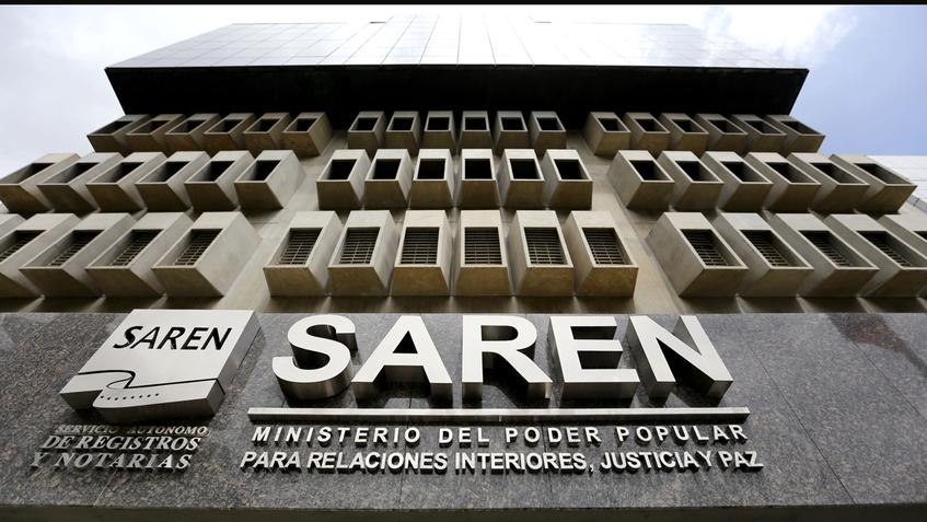 Saren publicó nuevos montos exigidos para la Constitución de Sociedades Mercantiles