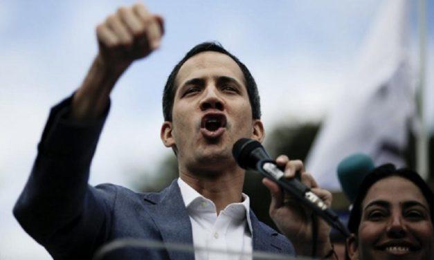 Guaidó convocó a gran sesión de calle este 23 de julio