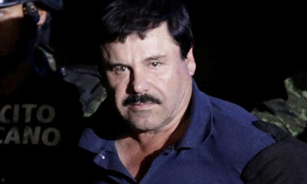 """Fiscalía de EE.UU. pide cadena perpetua para """"El Chapo"""" Guzmán"""