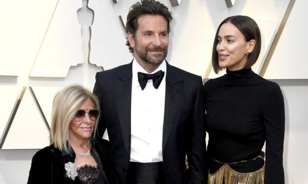 Madre de Bradley Cooper sería la razón de su rompimiento con Irina Shayk