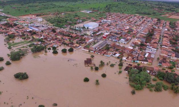 Rotura de represa en Brasil dejó 350 familias damnificadas