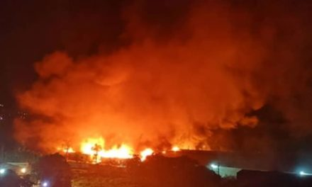 «Tren de Aragua» responsable de incendio de planta de galletas Puig