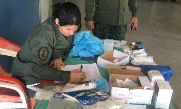 Hallan un nuevo lote de medicamentos en techo y baños del hospital Luis Razetti de Barinas