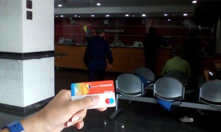 Banco de Venezuela realizará jornada de reposición de tarjetas de débito este sábado