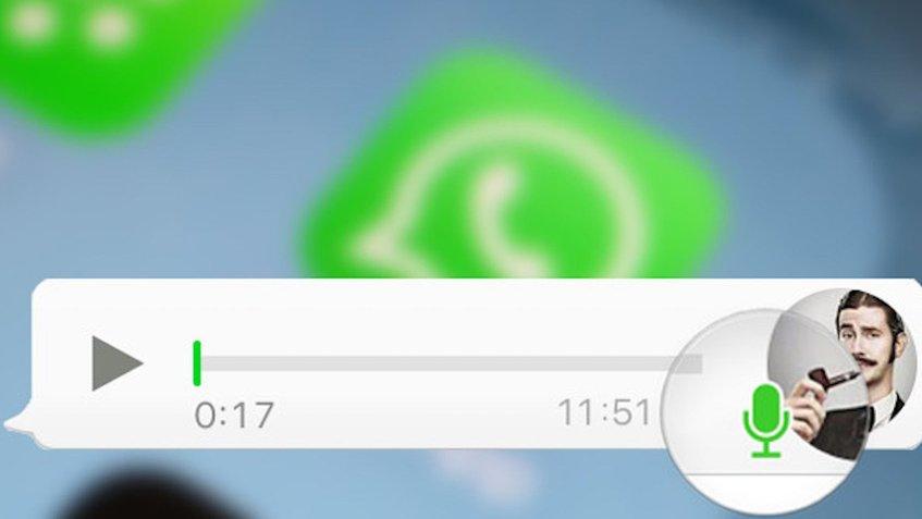 Este truco de WhatsApp te permitirá convertir mensajes de voz en texto