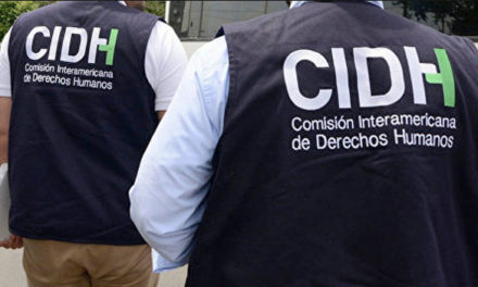 CIDH condenó tiroteos masivos en EE.UU.