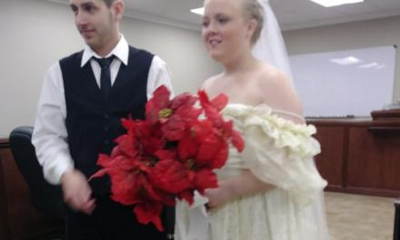 Se casaron y 5 minutos después ambos murieron