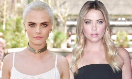 Cara Delevingne y Ashley Bensonse se casaron en secreto
