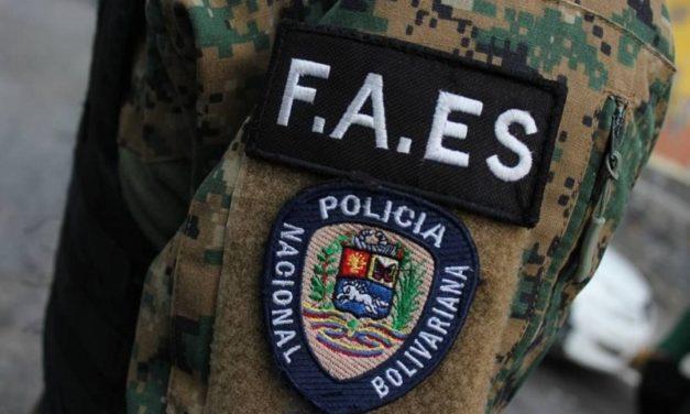 Un delincuente abatido y un policía herido dejó enfrentamiento con las FAES