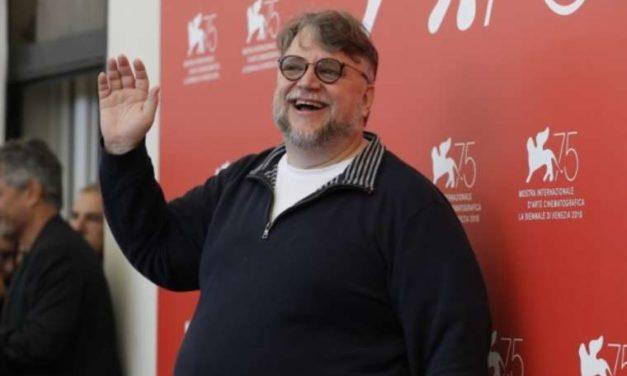 Guillermo Del Toro tendrá una estrella en el Paseo de la Fama