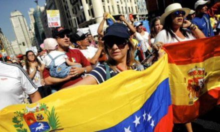 Venezolanos que obtengan visa en España deberán abandonar los refugios