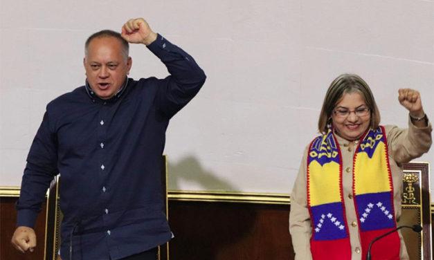 Cabello niega disolución de Asamblea Nacional pero prevé comicios pronto