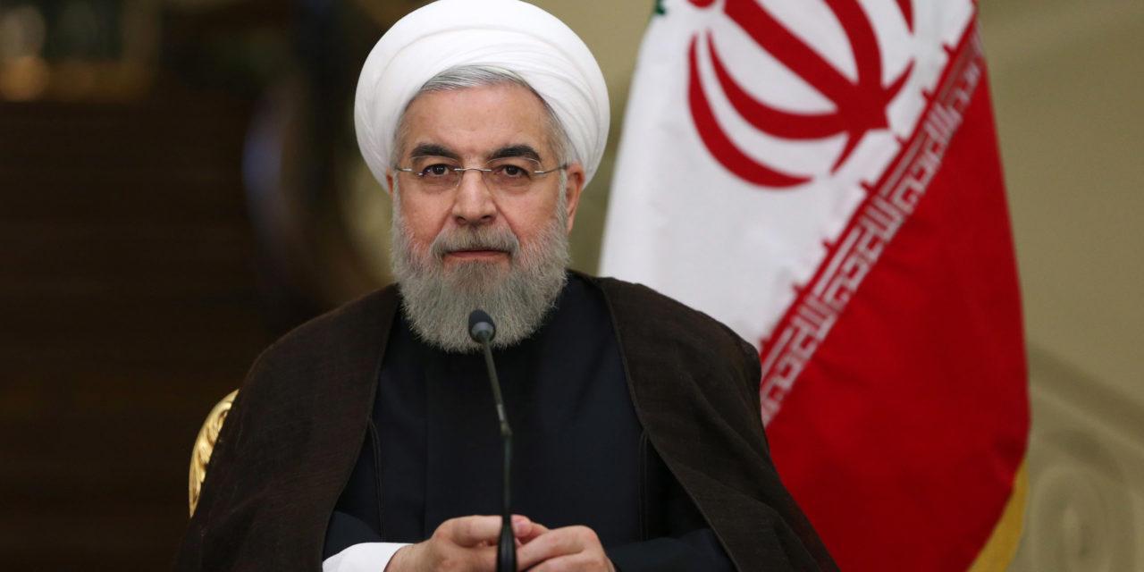 EE.UU. debe poner fin de sanciones como condición para negociar con Irán
