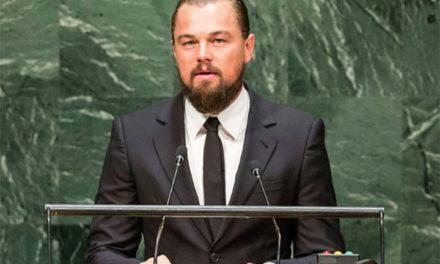 Leonardo DiCaprio donó USD 5 millones para salvar la Amazonía