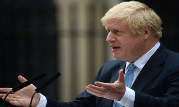 Johnson espera lograr un acuerdo con Escocia sobre el Brexit