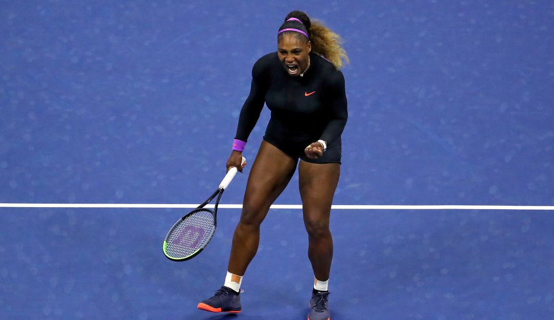 Serena Williams alcanzó una nueva final del US Open