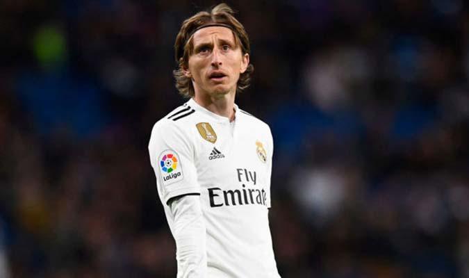 Modric no jugará ante el Levante por lesión