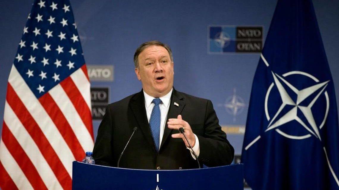 Pompeo considera inaceptable reducción hecha por Irán