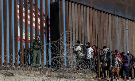 EE.UU. mantendrá hasta 5.500 militares en frontera con México
