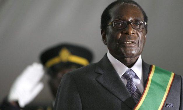Murió Robert Mugabe expresidente de Zimbabue