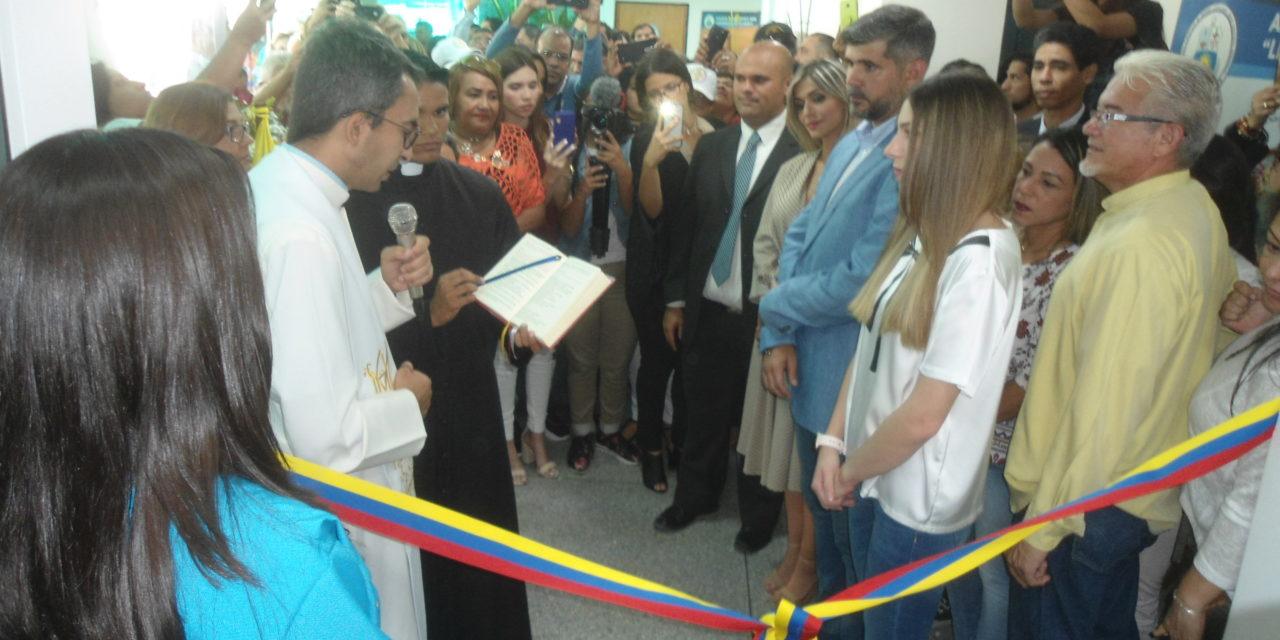 Inauguraron quirófano de la Clínica Municipal de Lechería